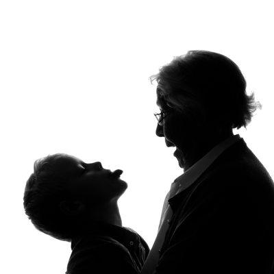 Grandparents Family Studio Photography Johannesburg