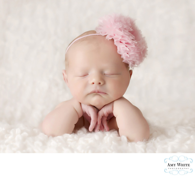 Cedar Rapids Newborn Photographer