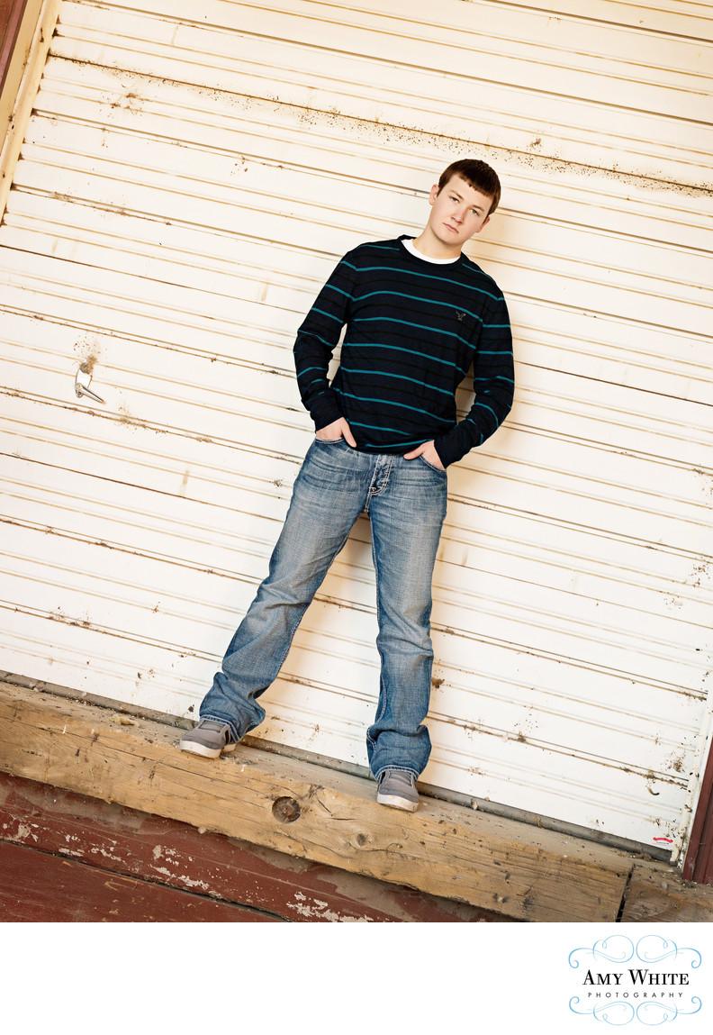 Outdoor Senior photographer cedar Rapids
