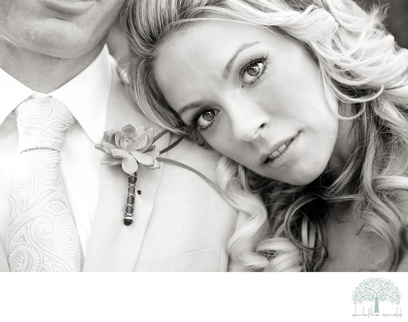 Candid Palm Springs California Wedding Photographer