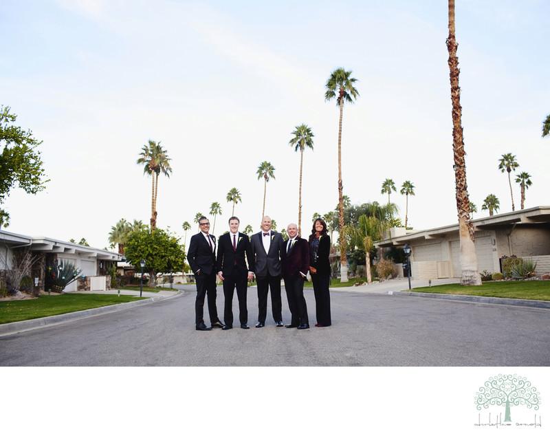 LGBT Wedding Photographer Coachella Valley