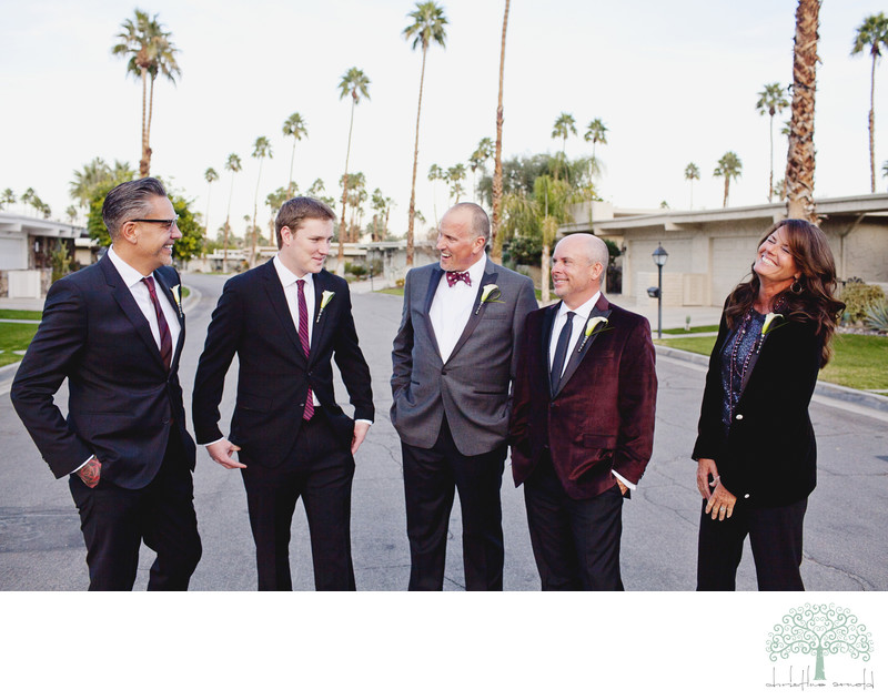 Palm Springs California Gay wedding