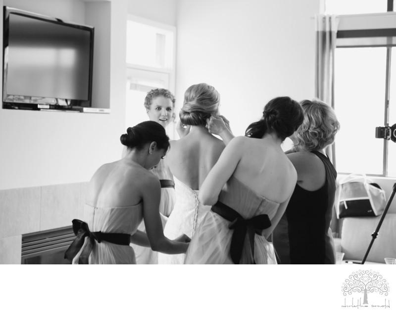 Best Bridal prep Biltmore Palm Springs