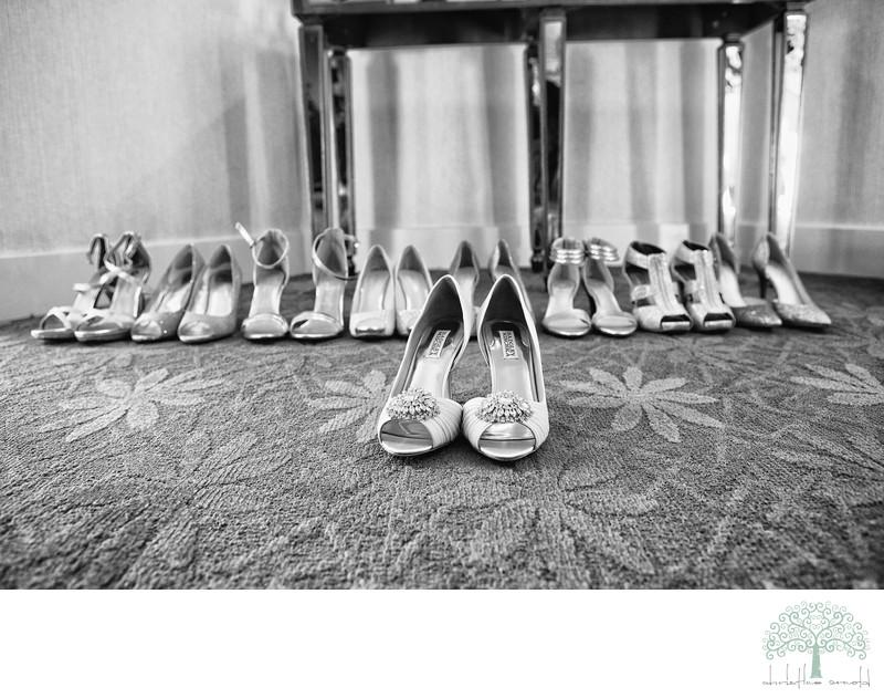 Palm Springs wedding details photographer