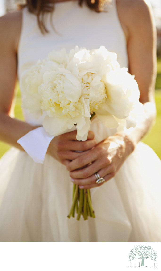 Best peony bouquet photographer Rancho Mirage