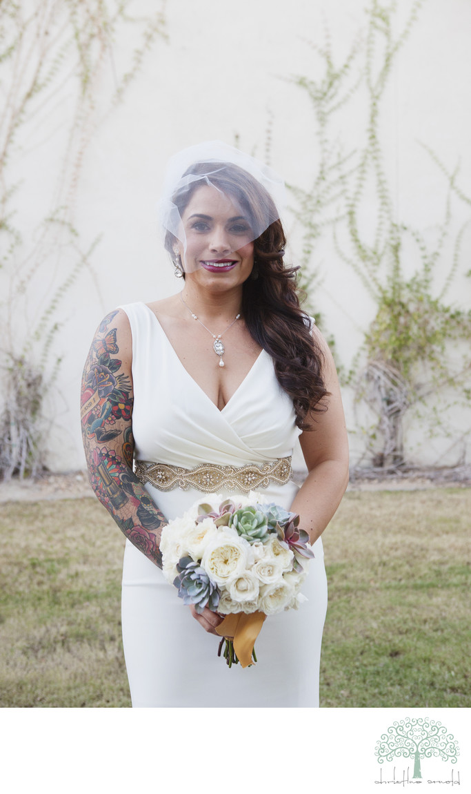 Bridal portraits photographer Palm Springs