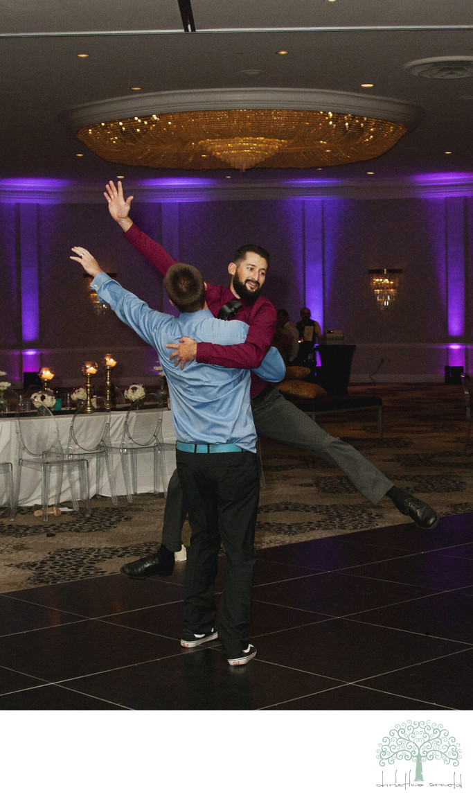 Wedding Reception Photographer California