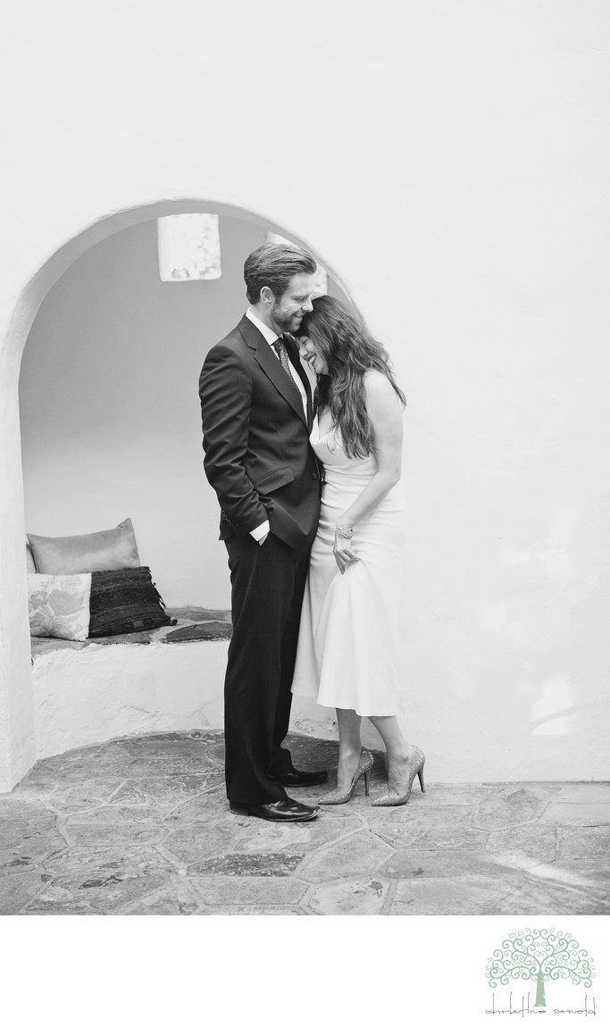 Korakia Palm Springs Elopement photographer