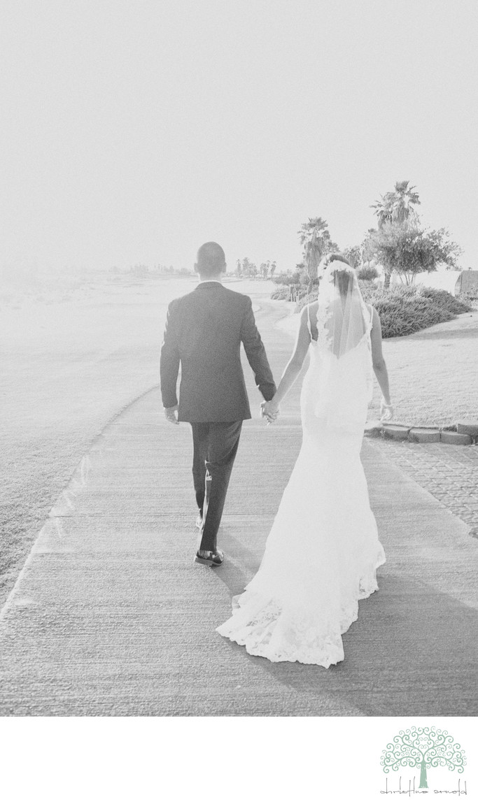 Saguaro Hotel Palm Springs Wedding photography