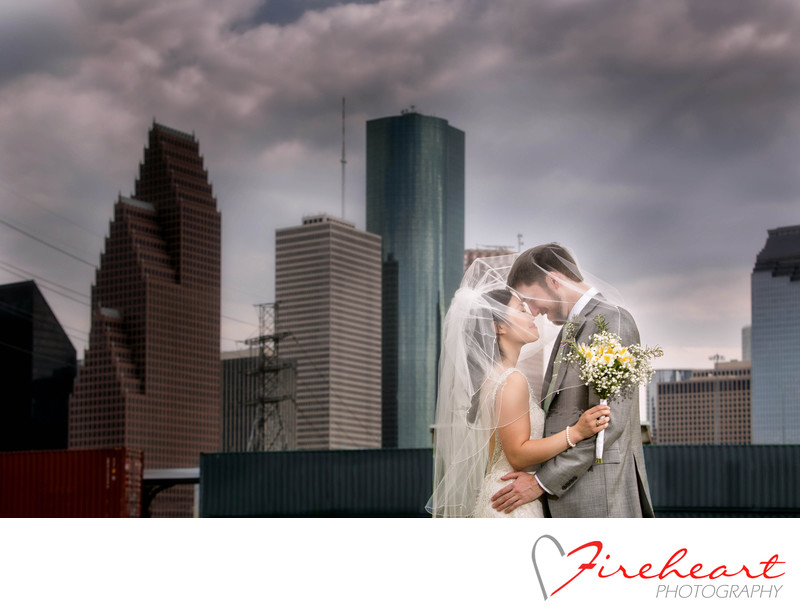 Houston Wedding Photographers - FireHeart Photo