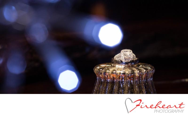 Houston Wedding photographer - Creative Ring Shots