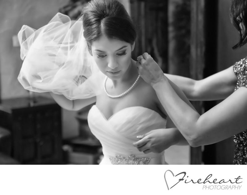 Houston wedding photographer - Crystal Ballroom