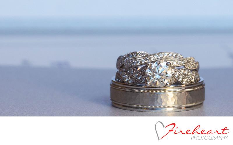 Houston Wedding Photographer Ring Shots