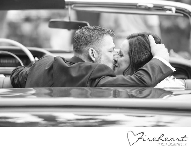 Houston Wedding Photographer grand exits