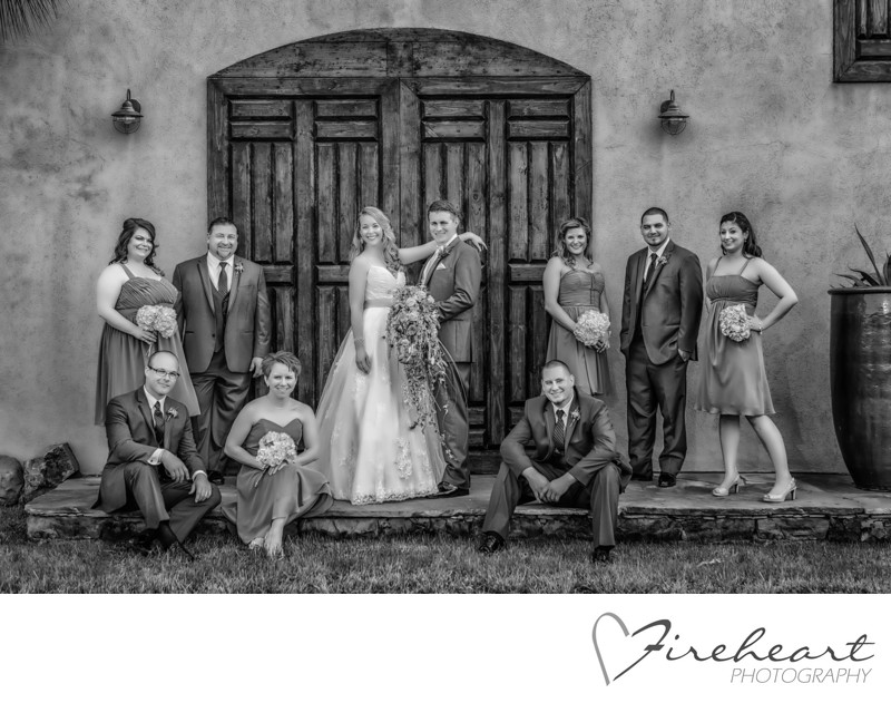 Wedding Photographer at Agave Real