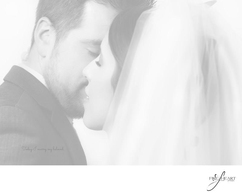 Houston wedding photographer - wedding romance