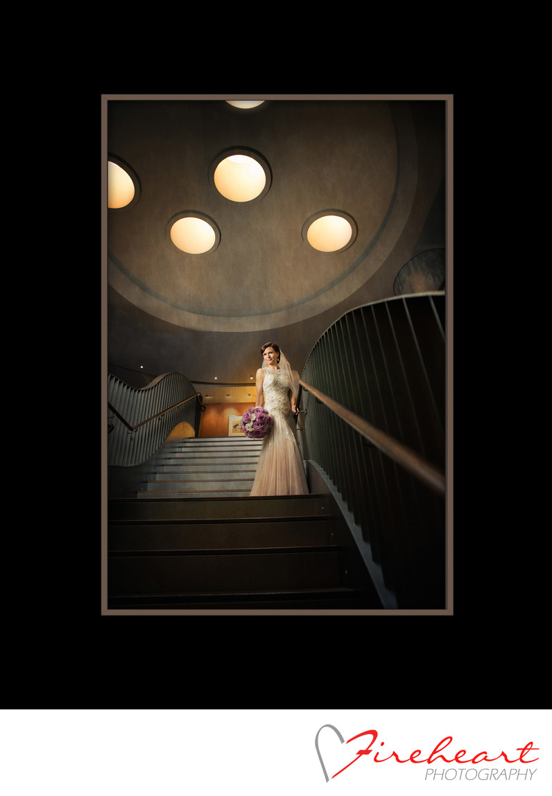 Houston Wedding Photographers at Magnolia Hotel