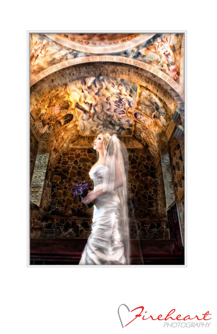 Houston Wedding Photographers Creating stunning Bridal Portraits