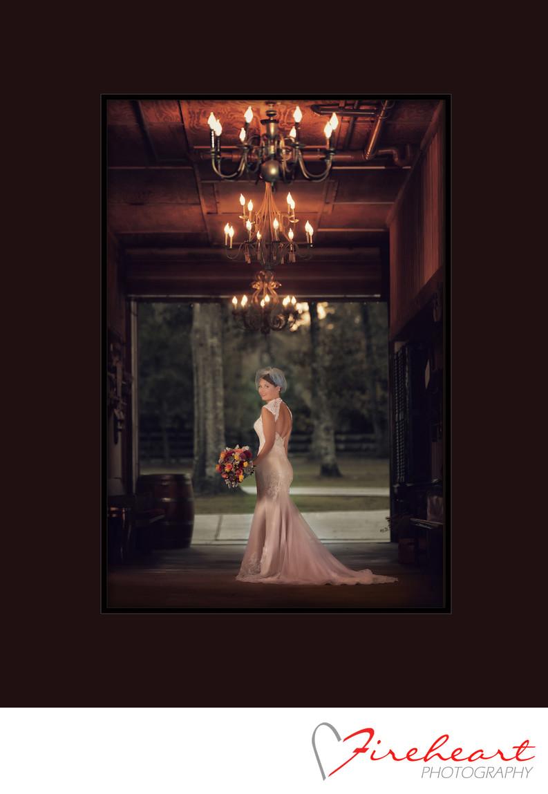 Rustic Rose Wedding Photographers -