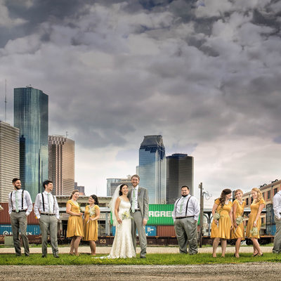 Houston's Best Wedding Photographer