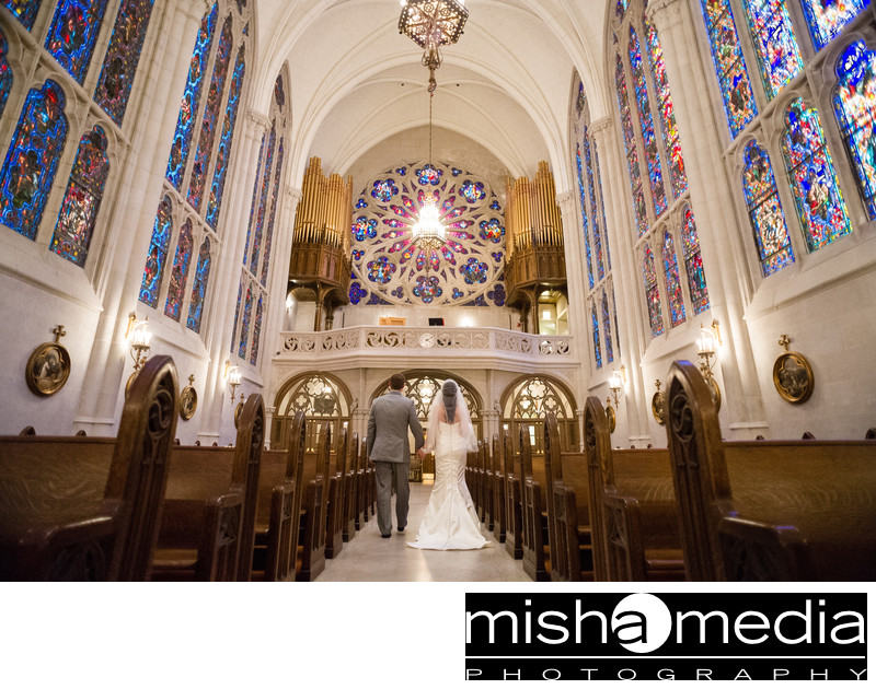 weddings at st. james church chicago