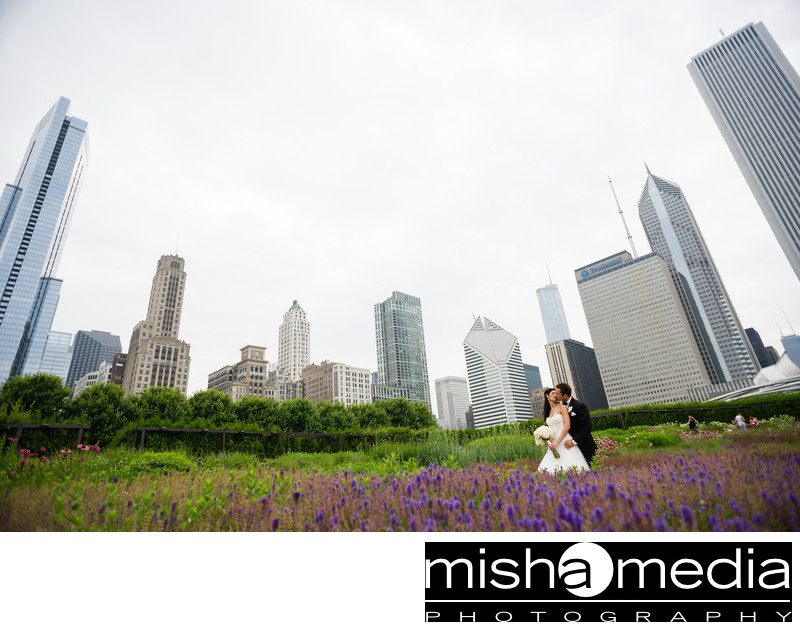 weddings at millennium park