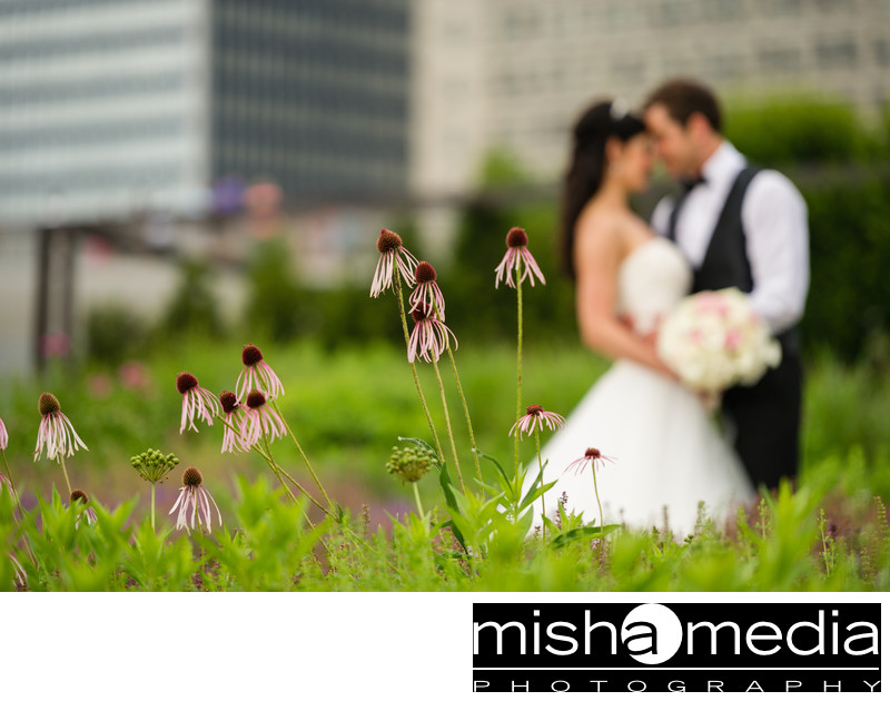 Weddings at Millenium Park