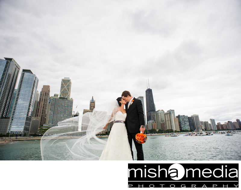 Weddings at Olive Park in Chicago
