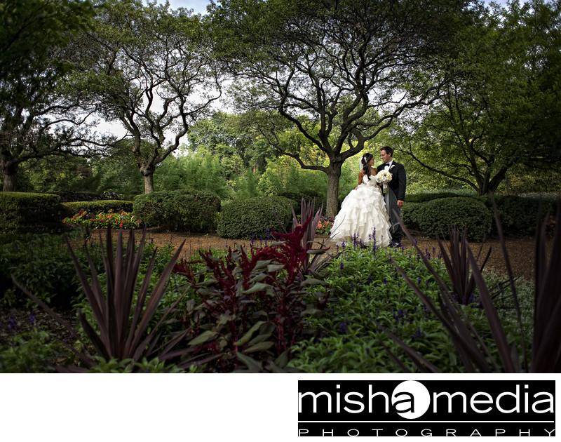 Cantigny Park Wedding Photos