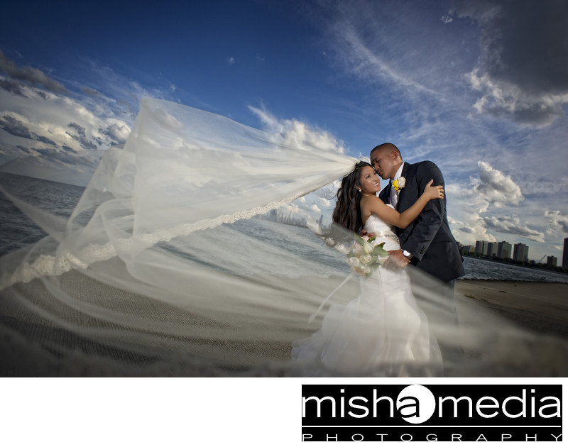 Montrose Harbor Wedding Pictures