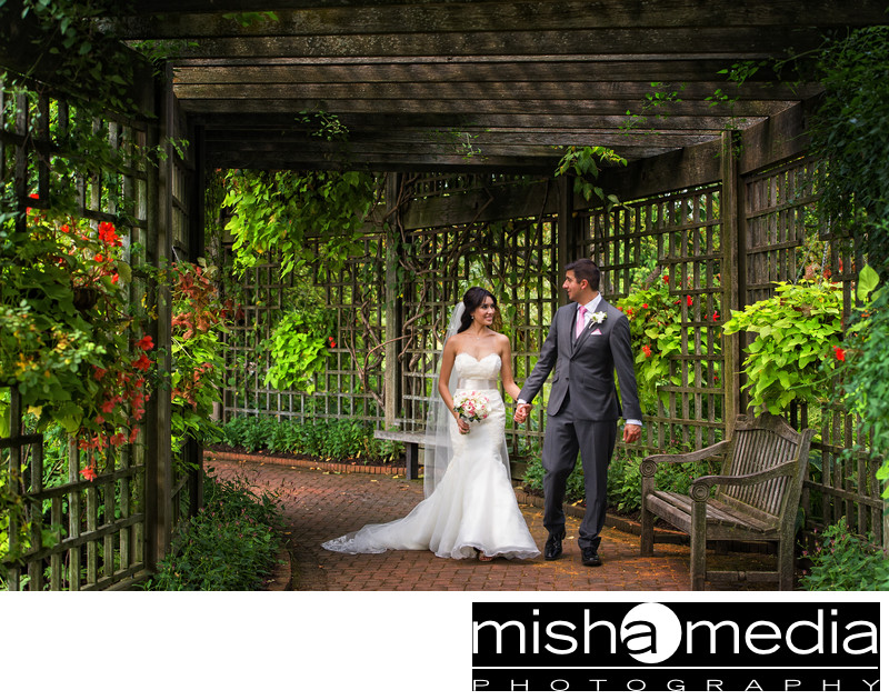 weddings at botanic garden
