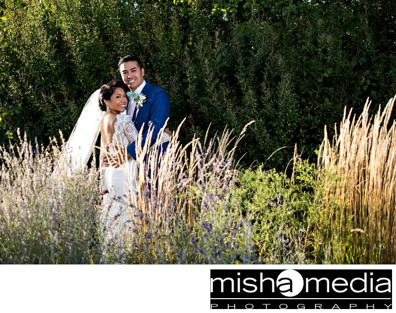 Cuneo Garden Wedding