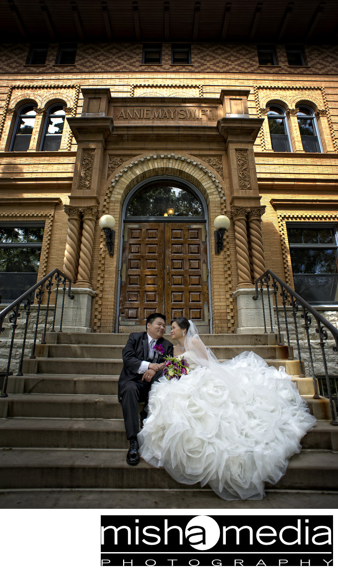 Northwestern University Wedding Pictures