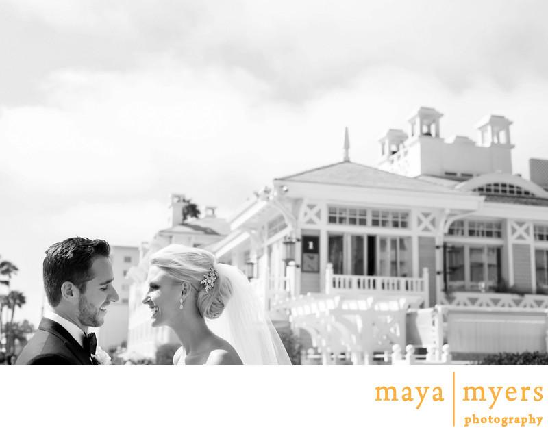 Wedding Portraits Shutters On The Beach