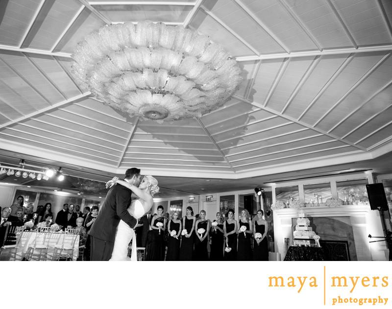 Shutters Santa Monica Wedding Receptions