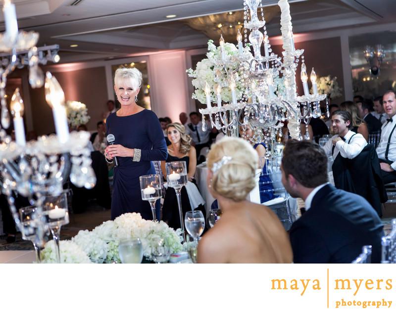 Parent Speeches Shutters Ballroom Photograph