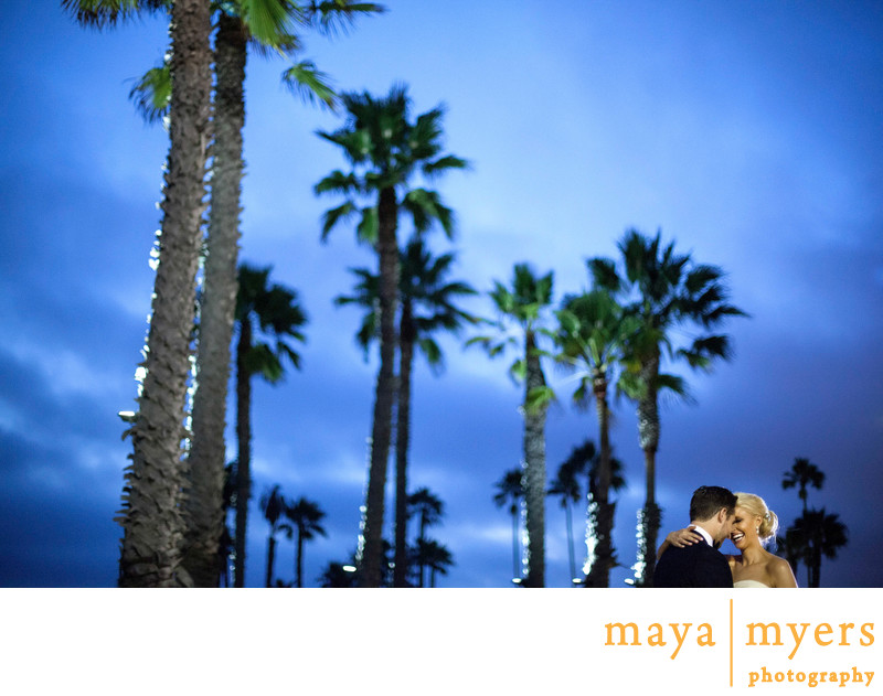 Shutters Beach Santa Monica Wedding Photographs