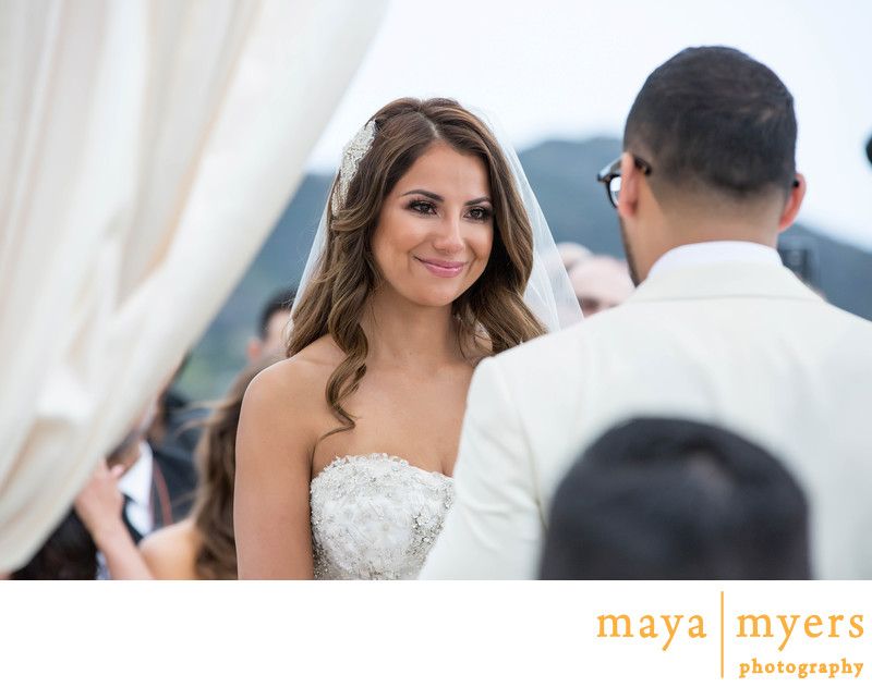 Malibu Rocky Oaks Wedding Ceremony