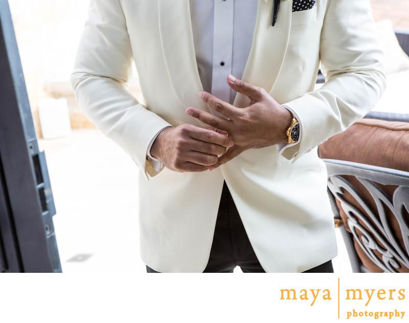 Groom Wedding Ring Malibu Rocky Oaks