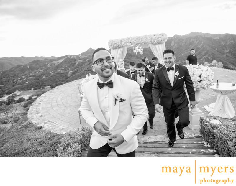 Malibu Estate Photography Wedding