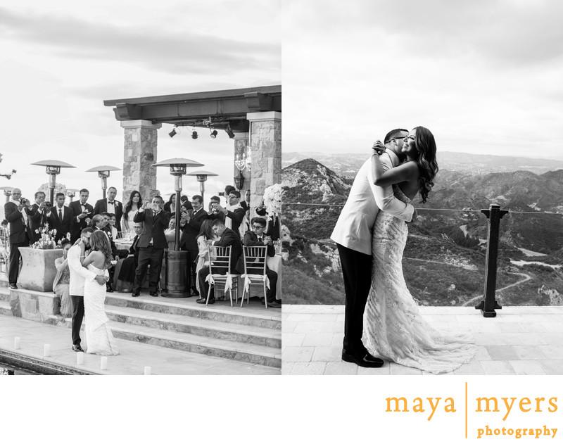 Malibu Estate Wedding Photography