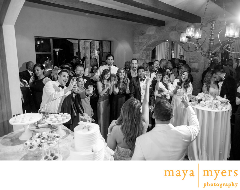 Wedding Toasts Malibu