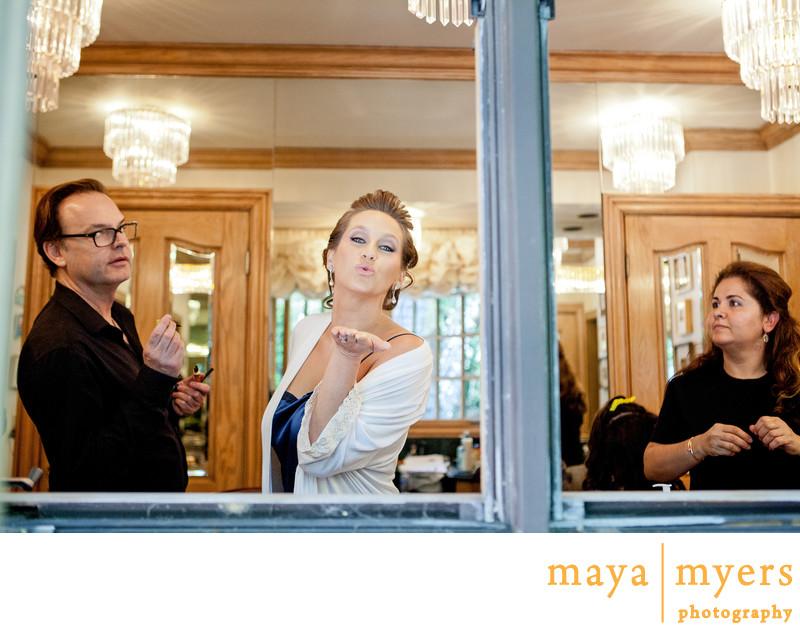 Los Angeles Elegant Wedding Photographer
