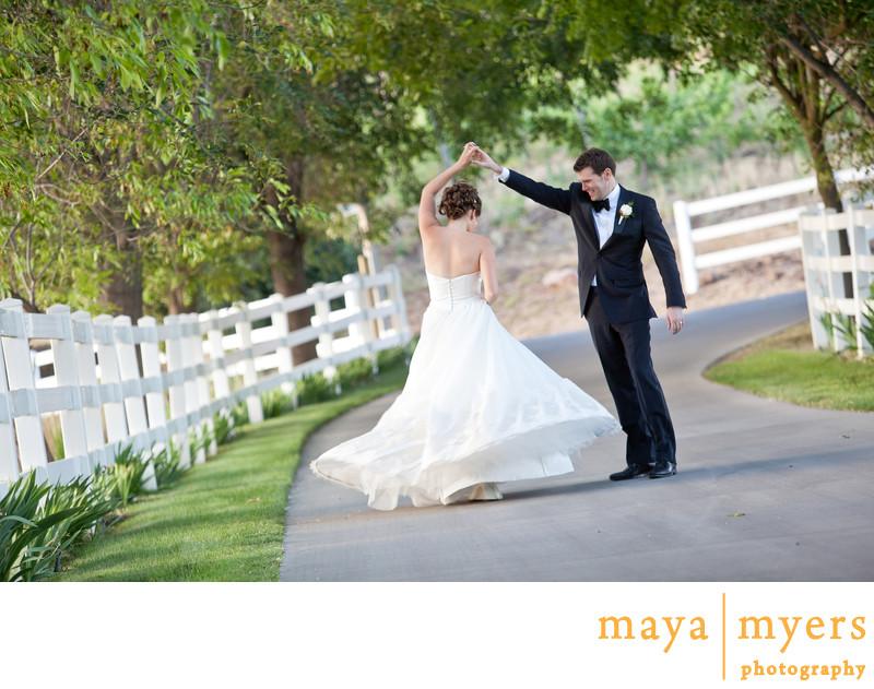 Top Wedding Photographer Saddlerock Ranch