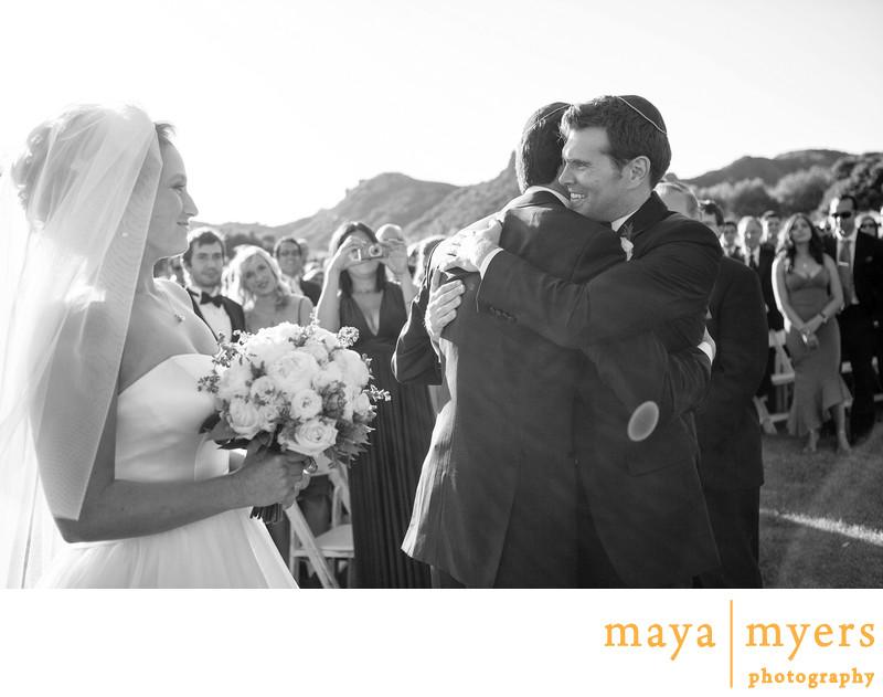 Malibu Ranch Ceremony Photos