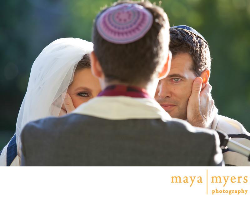 Jewish Wedding Photographer Los Angeles CA