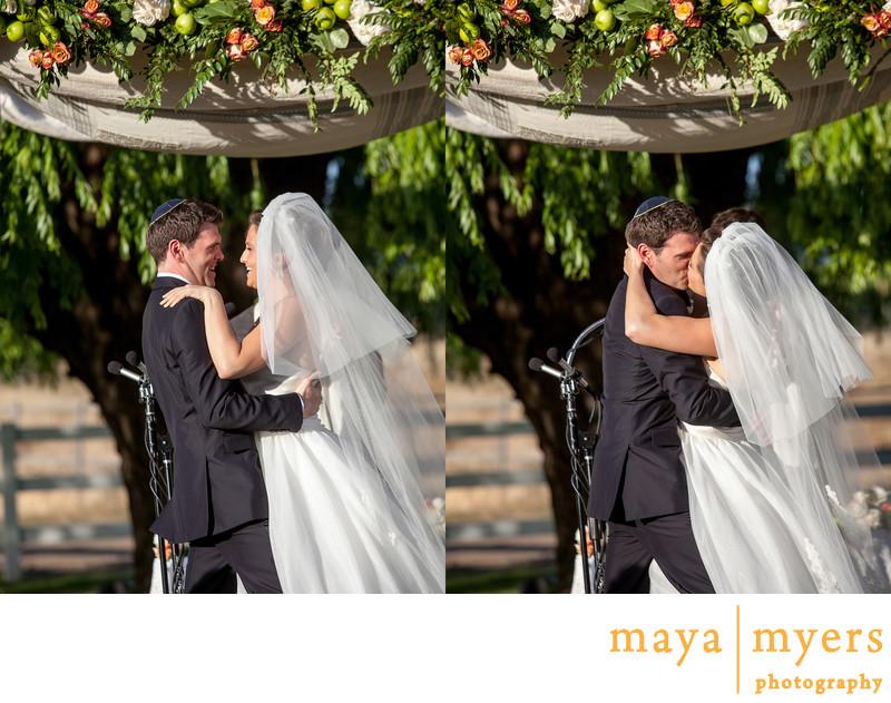 Jewish Wedding Photographer Malibu CA