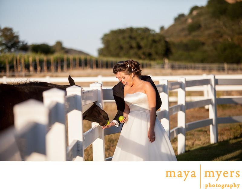Ranch Wedding Souther California