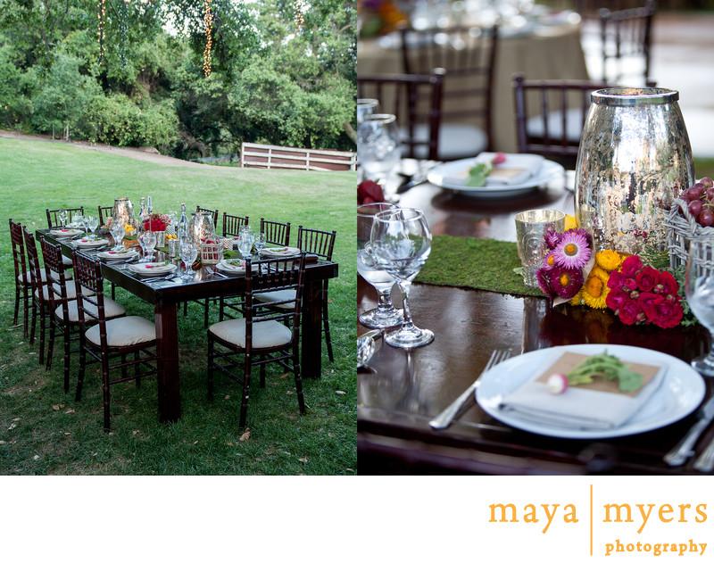 Receptions Malibu Rocky Oaks