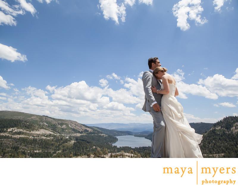 Lake Tahoe Destination Wedding